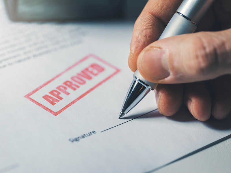 Controllo e garanzie a norma di legge